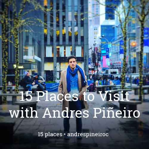 Featured List - Andres Pineiro